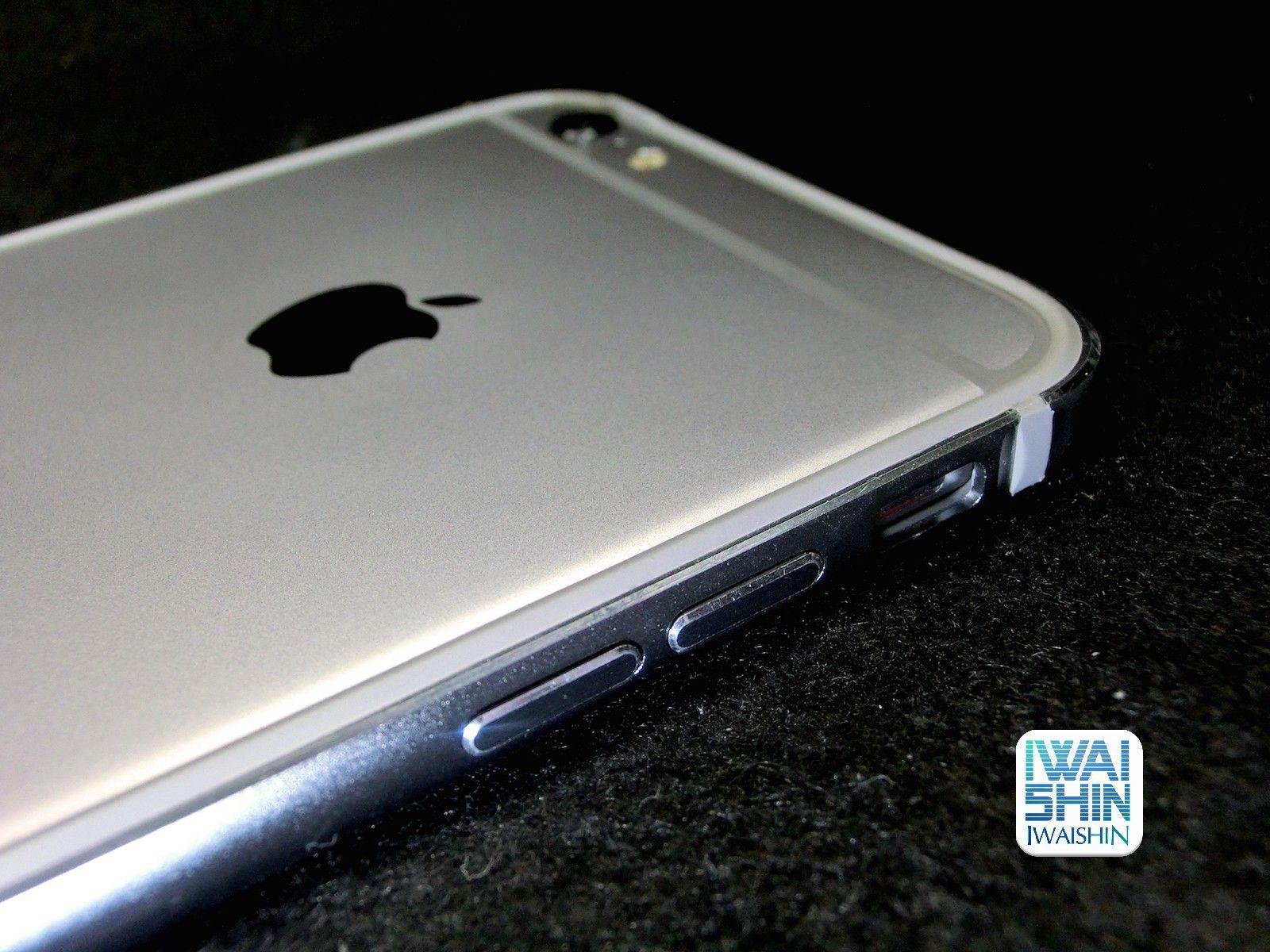 林果創意iPhone6+金屬框5469