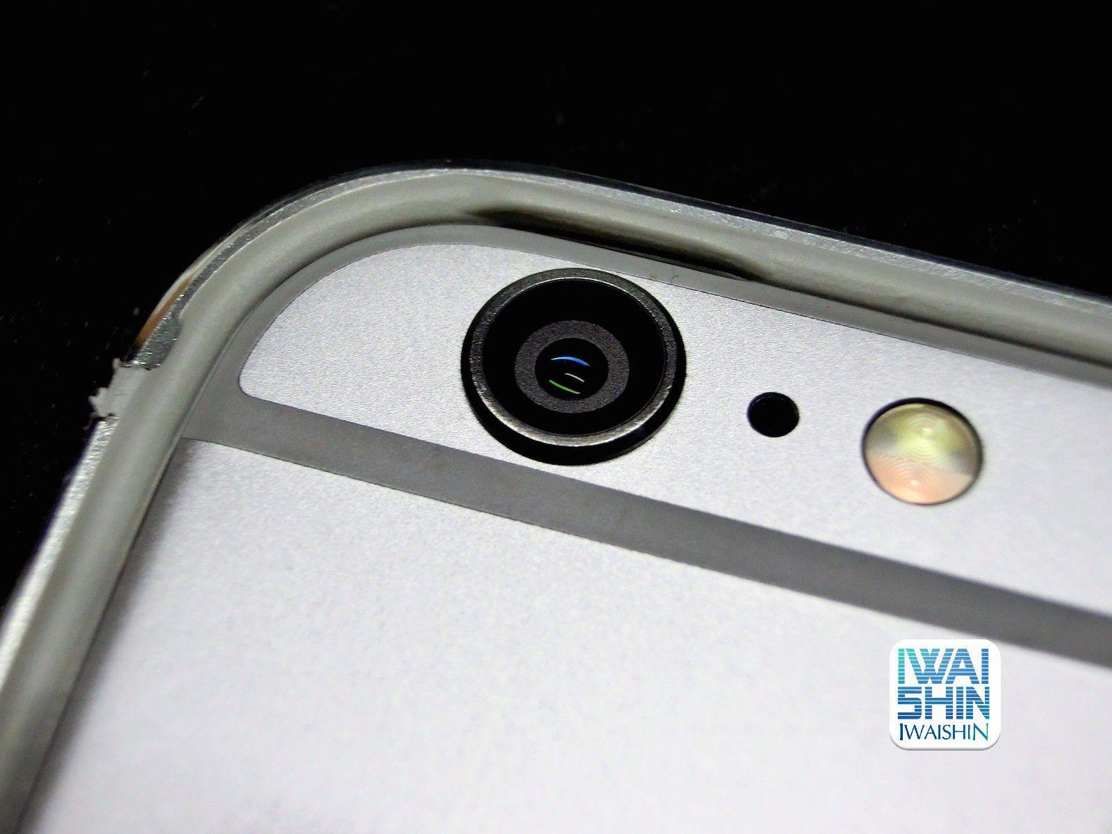 林果創意iPhone6+金屬框5470