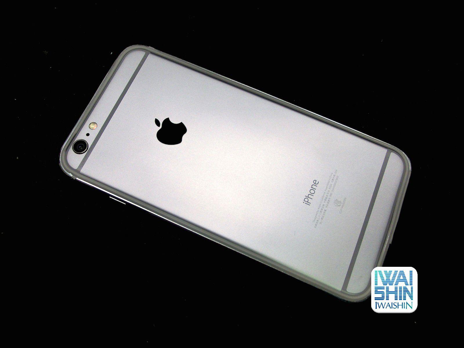 林果創意iPhone6+金屬框5472