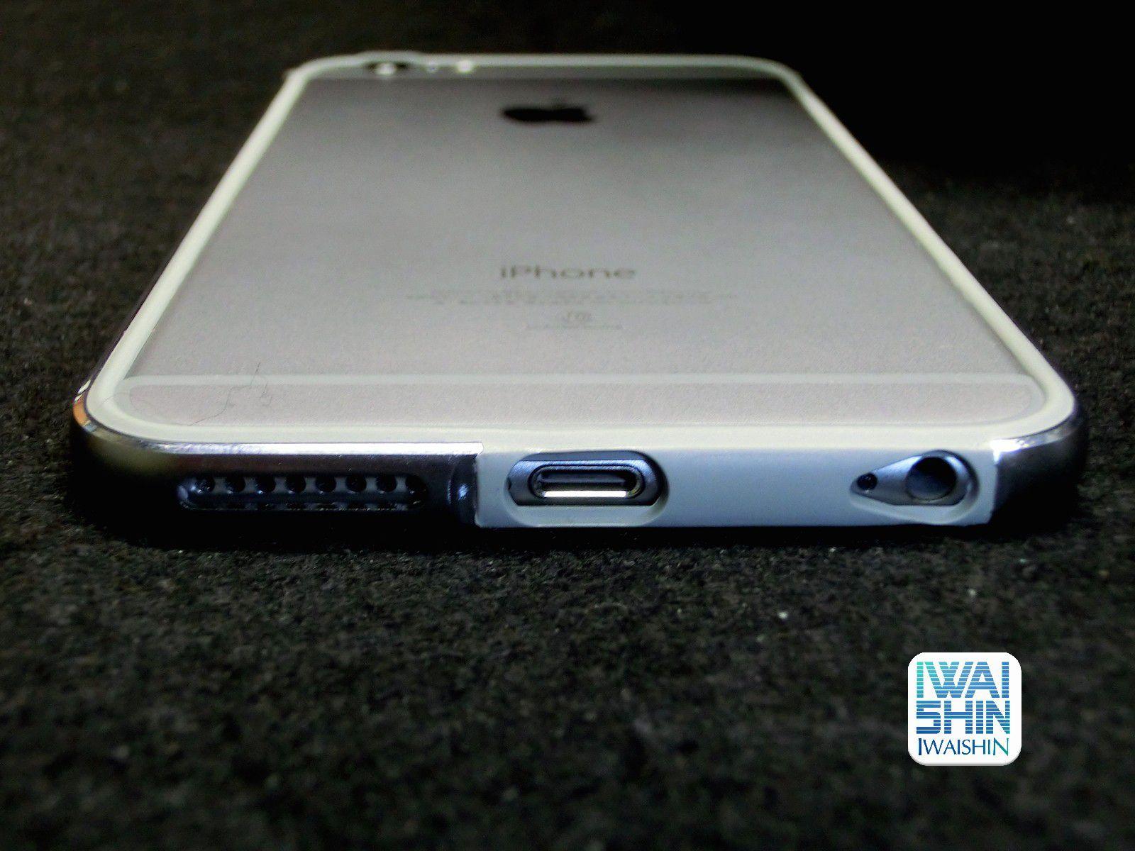 林果創意iPhone6+金屬框5483