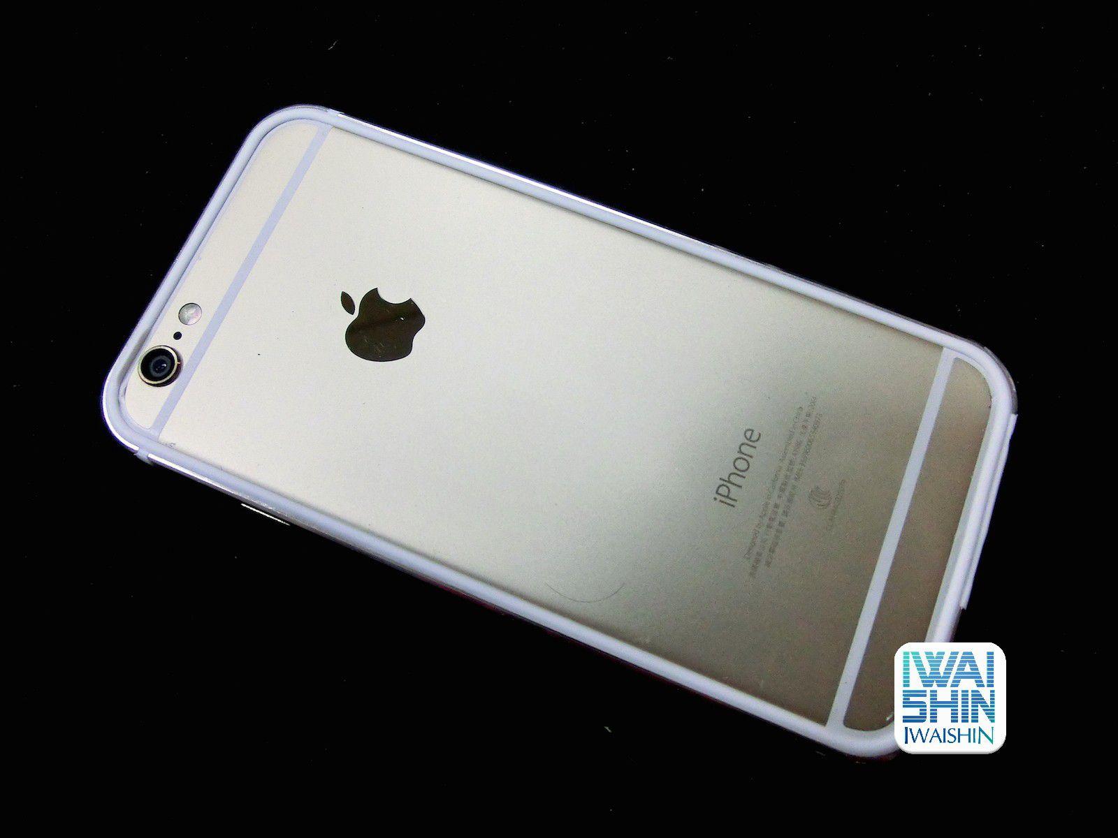 林果創意iPhone6+金屬框5484