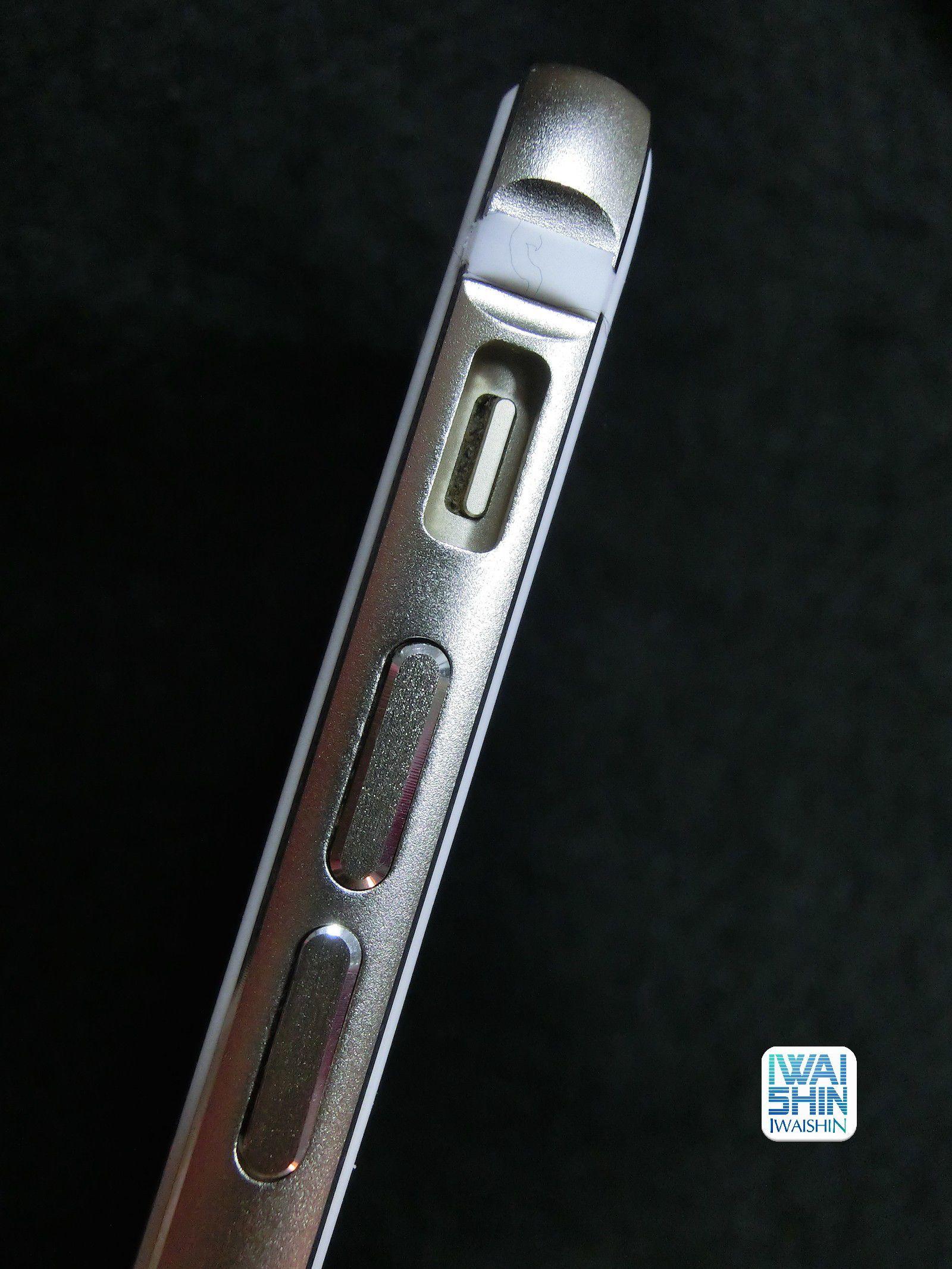 林果創意iPhone6+金屬框5489