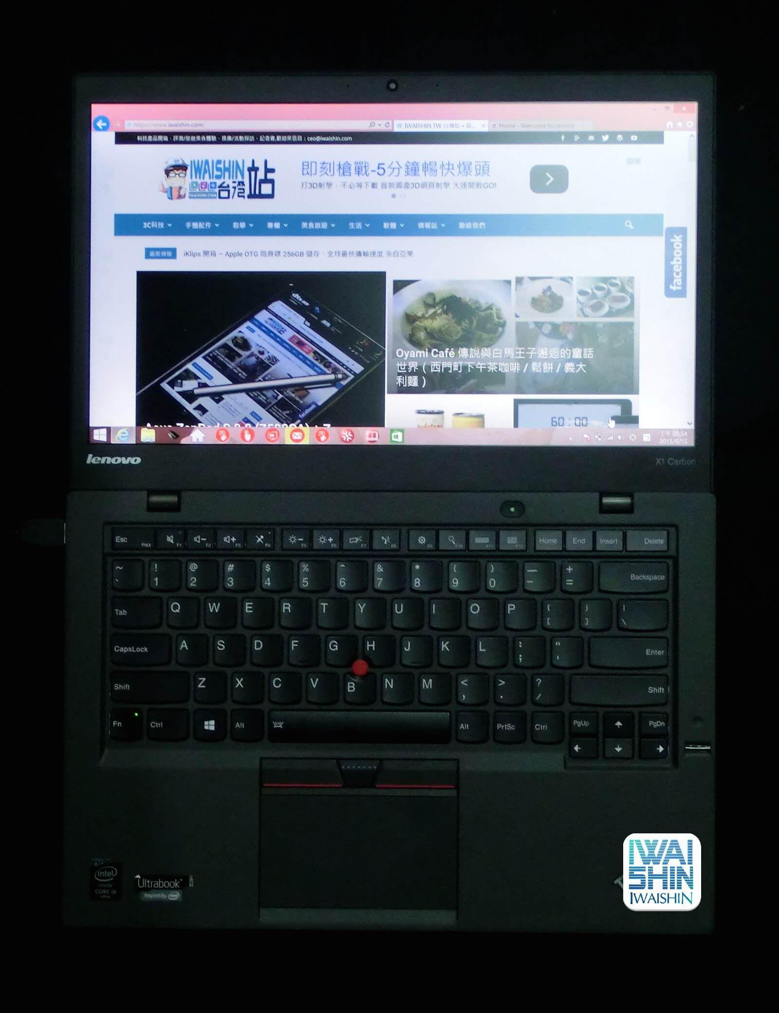Lenovo ThinkPad x1 Carbon946