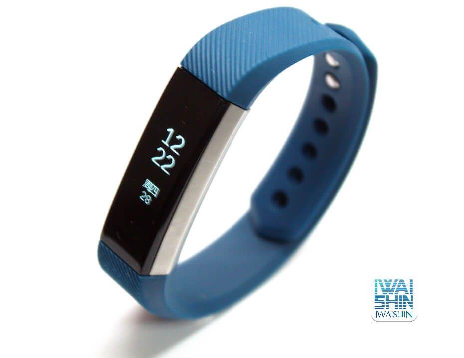 Fitbit Alta unbox taiwan7434